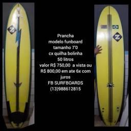 Título do anúncio: Prancha de surf funboard