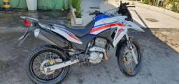 MOTO XRE 300 2017 ABS RALLY
