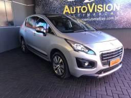Peugeot 3008 1.6 GRIFFE THP 16V GASOLINA 4P AUT