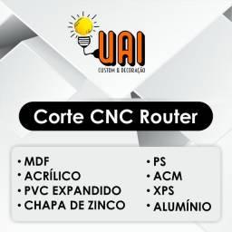 Corte CNC Router