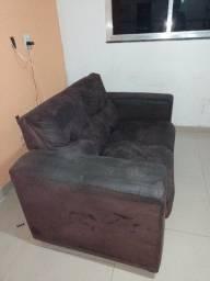 Título do anúncio: Conjunto de sofá
