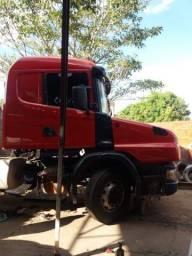 Título do anúncio: Ágio Scania 124 360 98/99