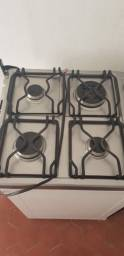 Título do anúncio: Fogão  electrolux  com grill 4 bocas
