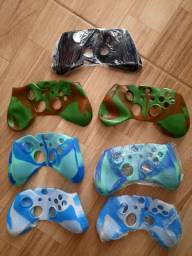 Capas personalizadas para controle de Xbox 360 one e ps4