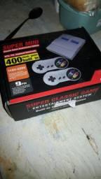 Super mini built um 400 clássico games