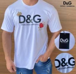 Camiseta Dolce e Gabbana