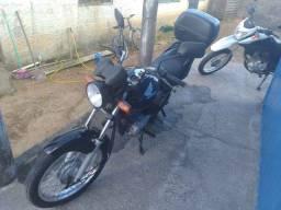 Moto Honda CG 150cc Fan ESDI (com partida eletrônica. )