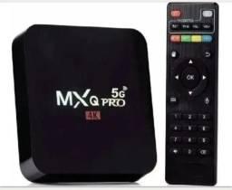 Tv box novo 64gb