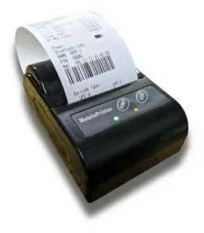 Mini Impressoras Portatil Bluetooth