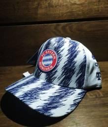 Boné time europeu Fc Bayern Munchen