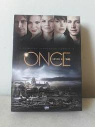 Box DVD Série ONCE UPON A TIME - 1ª temporada completa
