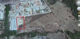 Área Projeto Aprovado 17 casas - Senador Canedo