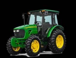 Tratores e equipamentos agricolas