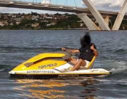Jet ski Sea doo 3D Top Revisado com carretinha Aceito Carro e Moto - 2004