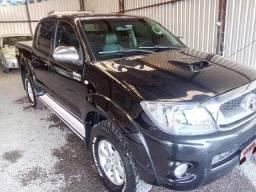 Toyota Hilux CD 4x4 SRV 3.0 2009 - 2009