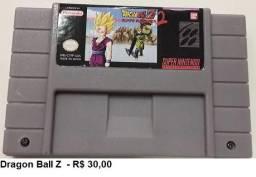 Dragon Ball Z para Super Nintendo