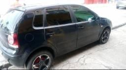 Vw polo hatch total flex 1.6 completo troco em carro mais novo - 2009