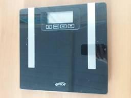 Balança Digital para uso pessoal Modelo Glass 4FB G-Tech - Caieiras - SP