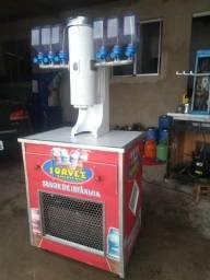 Vendo máquina de sorvete americana