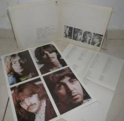 The Beatles LP The White Album (Stereo)