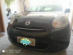 Nissan March mod. 2013 1.6 SV - UNICA DONA - 2013