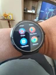Relógio Android função telefone