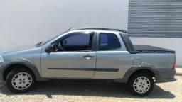 Fiat Strada Working 1.4 Flex - Cabine Dupla - Completa Ano Modelo 2012 - 2012