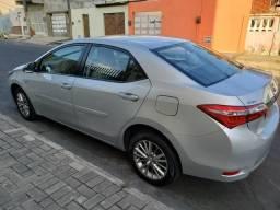 Corola xei automático 2015. troco - 2015