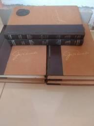 Coletânea de 45 livros de Jorge Amado