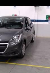 Peugeot 208 2018 estado novo - 2018