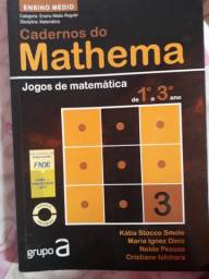 Mathema jogos de matemática
