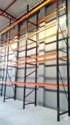 Estrutura Porta Pallet 2019
