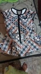 Blusa peplum