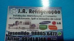 A.J. refrigeração