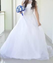 Vestido de noiva (valor negociável)