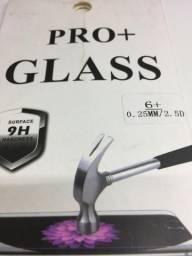 Película de vidro para yphone 6 mais