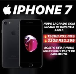Iphone 7 32gb r$2.299 super promoção!