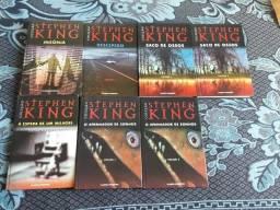Coleção Livros Stephen King - 8 Livros
