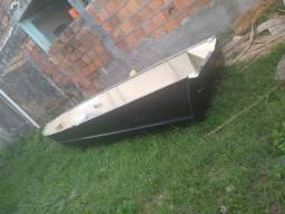 Vendo barco com motor novo - 1984