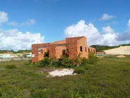 Oferta casa em construção praia abais