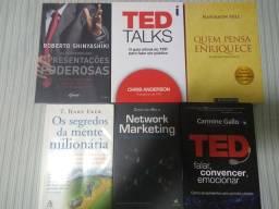 6 Livros para Empreendedores de MMN