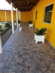 Casa em estância colônia Entre Rios vendo ou troco.