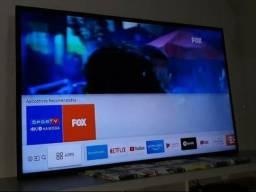Smart tv 50' Samsung 3 meses de uso