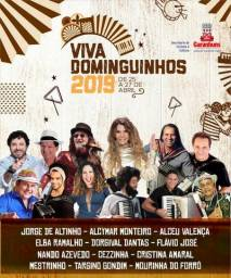 Casa Compartilhada p/ Casais em Garanhuns no Viva Dominguinhos de Sexta a Domingo!