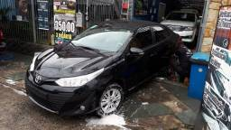 Toyota Yaris Sedã - 2019 / Mec. - Único Dono