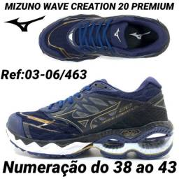 Tênis Mizuno Criation 20 Premium