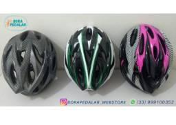 Capacete Ciclismo Pró Elite
