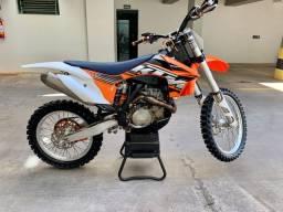 Ktm sx-f 450 2012