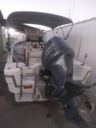 Lancha krause tr21 yamaha 90 hp 4t 2013
