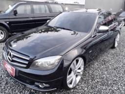 Mercedes Benz C200 kompressor ano 2008 Top - 2008
